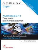 Księgarnia Kwalifikacja E.14. Część 1. Tworzenie stron internetowych