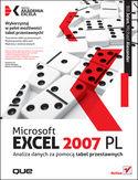 Księgarnia Microsoft Excel 2007 PL. Analiza danych za pomocą tabel przestawnych. Akademia Excela