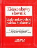 Kieszonkowy słownik białorusko-polski. Wiedza Powszechna