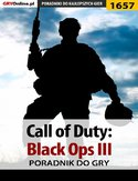 Ebook Call of Duty: Black Ops III - poradnik do gry