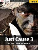 Ebook Just Cause 3 - poradnik do gry