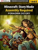 Ebook Minecraft: Story Mode - Assembly Required - poradnik do gry