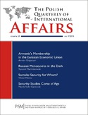 Ebook The Polish Quarterly of International Affairs nr 4/2015