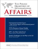 Ebook The Polish Quarterly of International Affairs nr 3/2015