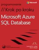 Ebook Microsoft Azure SQL Database Krok po kroku
