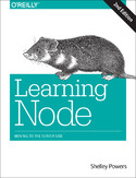 Ebook Learning Node. Moving to the Server-Side. 2nd Edition