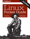 Ebook Linux Pocket Guide. Essential Commands. 3rd Edition