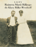 Ebook Listy Rainera Marii Rilkego do Klary Rilke-Westhoff