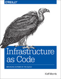 Ebook Infrastructure as Code. Managing Servers in the Cloud