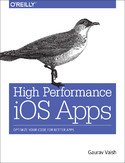 Ebook High Performance iOS Apps. Optimize Your Code for Better Apps