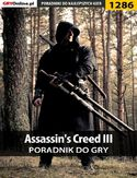 Ebook Assassin's Creed III - poradnik do gry