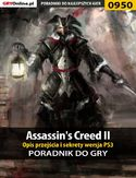 Ebook Assassin's Creed II - PS3 - poradnik do gry