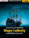 Ebook Assassin's Creed IV: Black Flag - mapy i sekrety