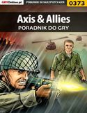 Ebook Axis  Allies - poradnik do gry