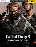 Ebook Call of Duty 3 - poradnik do gry