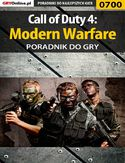 Ebook Call of Duty 4: Modern Warfare - poradnik do gry
