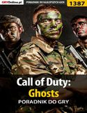 Ebook Call of Duty: Ghosts - poradnik do gry