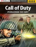 Ebook Call of Duty - poradnik do gry