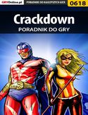 Ebook Crackdown - poradnik do gry
