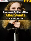 Ebook Drakensang: The River of Time - atlas świata - poradnik do gry