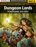 Ebook Dungeon Lords - poradnik do gry