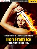 Ebook Game of Thrones - Iron From Ice - poradnik do gry