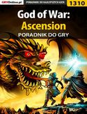 Ebook God of War: Ascension - poradnik do gry