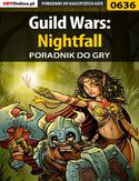 Ebook Guild Wars: Nightfall - poradnik do gry