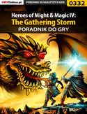 Ebook Heroes of Might  Magic IV: The Gathering Storm - poradnik do gry