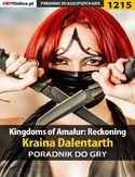 Ebook Kingdoms of Amalur: Reckoning - kraina Dalentarth - poradnik do gry