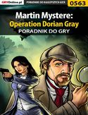 Ebook Martin Mystere: Operation Dorian Gray - poradnik do gry