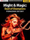 Ebook Might  Magic: Duel of Champions - poradnik do gry