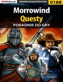 Ebook Morrowind - questy - poradnik do gry