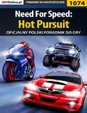Ebook Need For Speed: Hot Pursuit - poradnik do gry