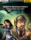 Ebook Return to Mysterious Island 2 - poradnik do gry