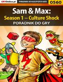 Ebook Sam  Max: Season 1 - Culture Shock - poradnik do gry
