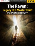 Ebook The Raven: Legacy of a Master Thief - poradnik do gry
