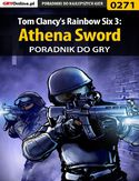 Ebook Tom Clancy's Rainbow Six 3: Athena Sword - poradnik do gry