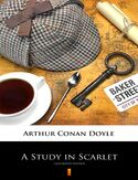 Ebook A Study in Scarlet. Illustrated Edition