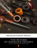 Ebook The Return of Sherlock Holmes. Illustrated Edition