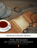 Ebook The Memoirs of Sherlock Holmes. Illustrated Edition