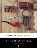 Ebook The Valley of Fear. Illustrated Edition