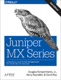 Ebook Juniper MX Series. A Comprehensive Guide to Trio Technologies on the MX. 2nd Edition