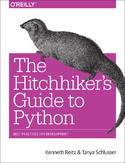 Ebook The Hitchhiker's Guide to Python. Best Practices for Development