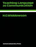 Teaching Language as Communication - Oxford Applied Linguistics