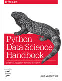 Ebook Python Data Science Handbook. Essential Tools for Working with Data