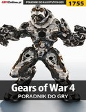 Ebook Gears of War 4 - poradnik do gry