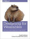 Ebook Designing for Wearables. Effective UX for Current and Future Devices