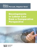 Ebook Developments in Labour Law from a Comparative Perspective
