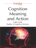 Ebook Cognition, Meaning and Action. Lodz-Lund Studies in Cognitive Science